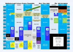 opening hours bailieborough leisure centre